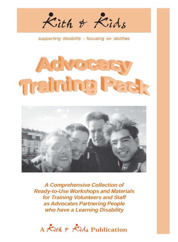 advocacy training pack