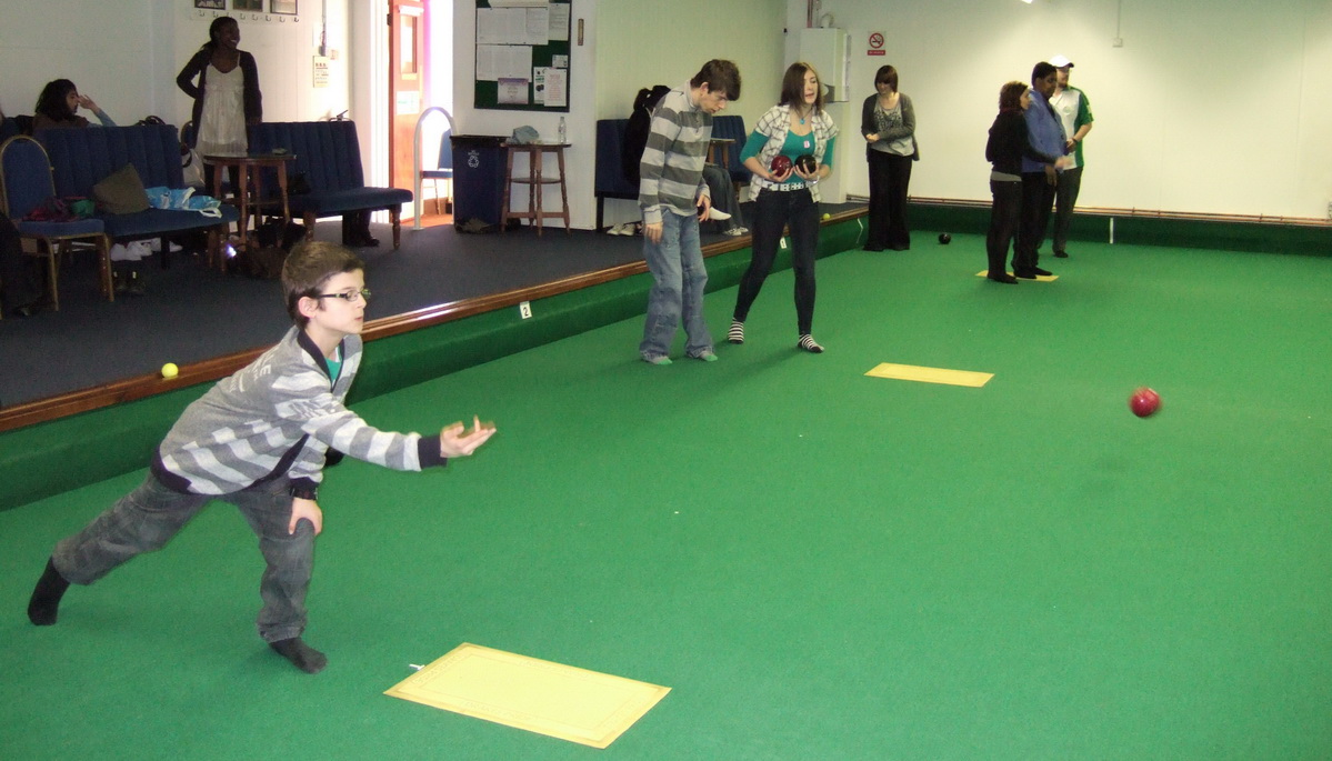 indoor bowls outing